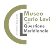 Logo Museo Carlo Levi